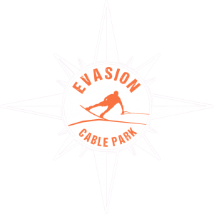 logo Evasion Cable Park grand