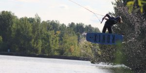 wakeboard à Evasion Cable Park